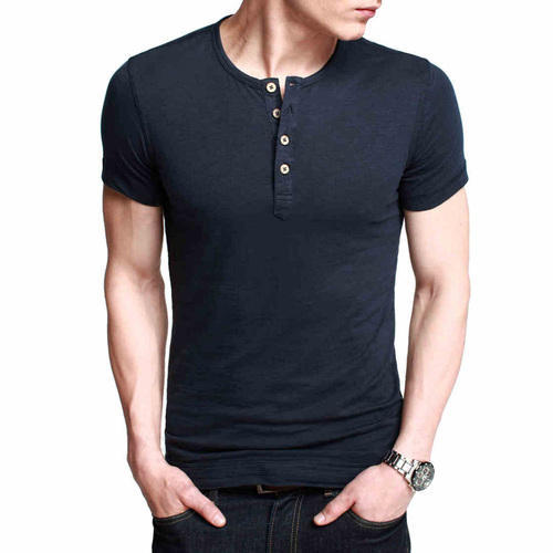 895c7be4b5e Henley T Shirt at Rs 300  piece(s)