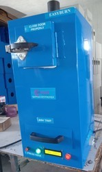 Used Sanitary Napkin burning Machine
