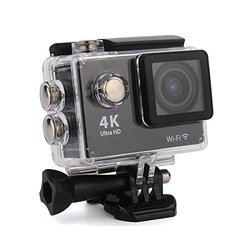 4k 16mp Ultra HD Wifi H9 Action Camera 2inch LCD Waterproof
