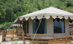 Luxury Resorts Tent
