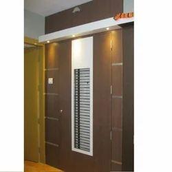 Metal Designer Door