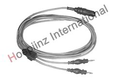 Bipolar Cable for Banana Pin / Two pin