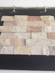 Sandstone Rockface Wall Bricks