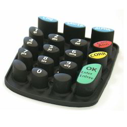 Silicone Key Pads