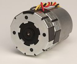 Synchronous Motor With Spur Geared