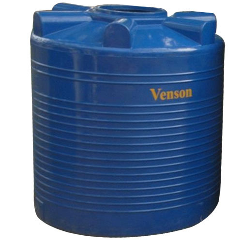 Ss316 Ss304 1000 Litre Blue Colour1 Water Tank Rs 5000 Piece Venson Engineering Company Id 6544456288