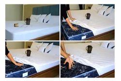 Anti Allergic Properties Cotton Terry Fabric