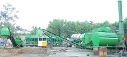 Asphalt Drum Mix Dual Plant