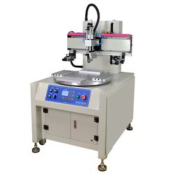 Auto Matic Flat Screen Printing Machine