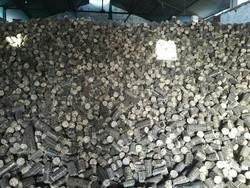 White Coal Biomass Briquette