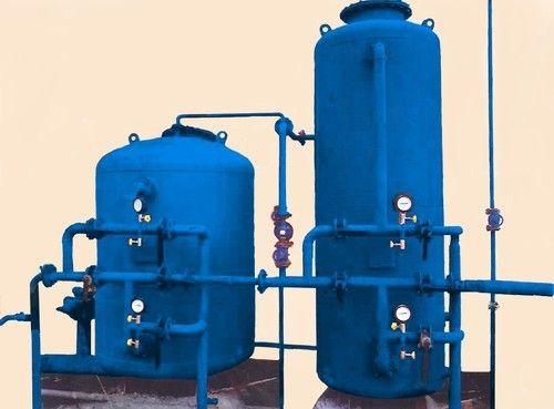 Water Filtration System Pressure Sand Filter