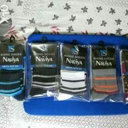 High Quality Pure Cotton Socks