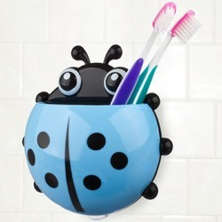 Plastic Toothbrush Cup With Handle Candy Color Toothbrush Cup Bathroom Supplies