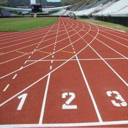 Professional Athletic Track