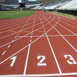 Professional Athletic Track