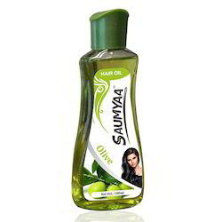 Saumyaa Olive Hair Oil 3.38 Fl Oz (100ml)