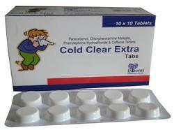 Anti Cold Tablet
