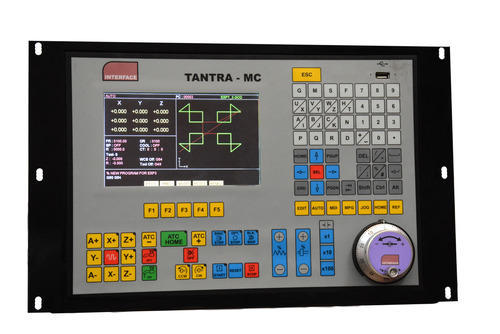Tantra Mc 3 Axis Cnc Controller For Milling Machines