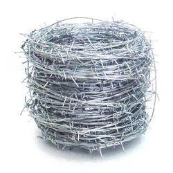 8mm GI Barbed Wire