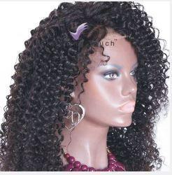 Full Curly Hair