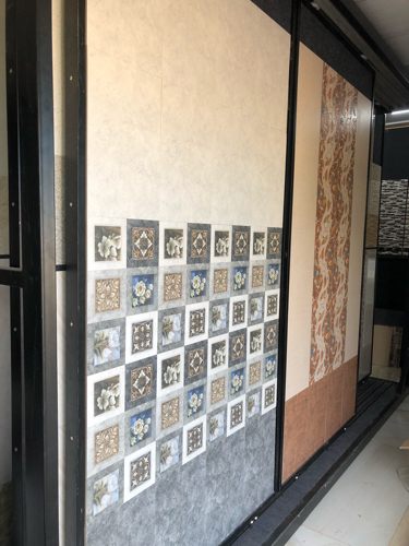 wall tiles design for bathroom