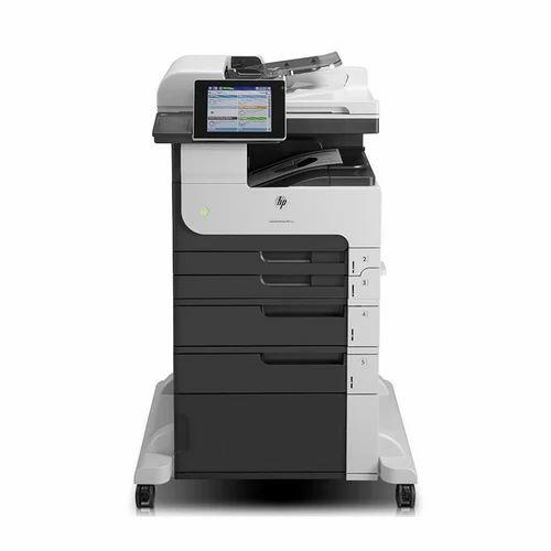 HP LaserJet Enterprise MFP M725z Printer