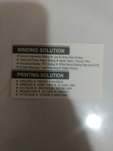 Bill book printing services business cards printing service business cards printing service reheart Images