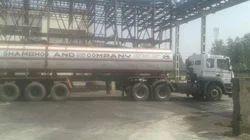 Tanker Transportation for Sulfuric Acid