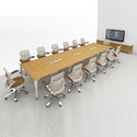 Conference Room Table With Chairs