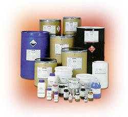 Chemicals - Solvents