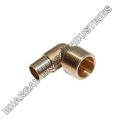Barb Brass Elbow