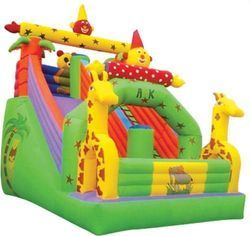 Kids Garden Bouncy House