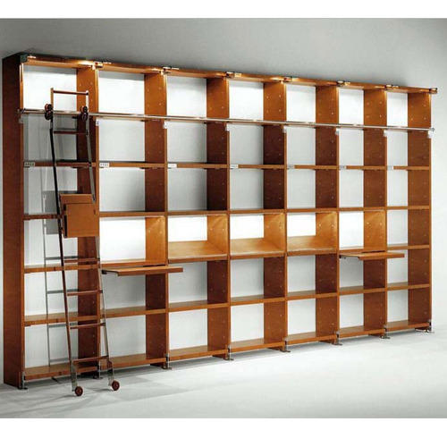 Library Book Shelves At Rs 12500 /piece