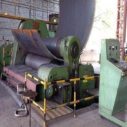 Grinding Machine Retrofitted