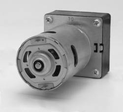 High Torque Brushed DC Geared Motor