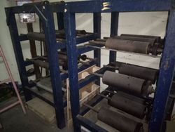 4 Color Printing Machine With 32 Additional Cylinder And Ca