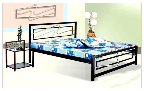 Double Bed Metal Bed Manufacturer From Mumbai