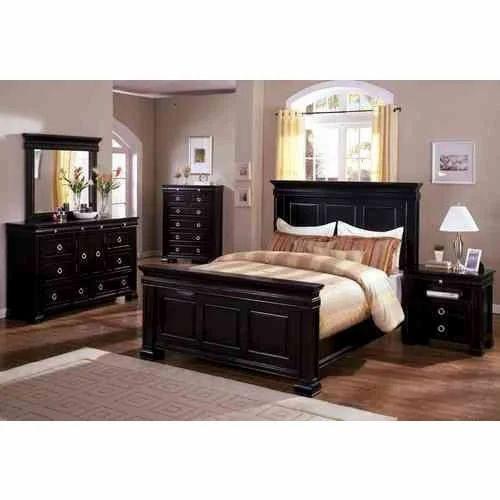 Black Bedroom Furniture Set Size, Black Queen Size Bedroom Furniture Set