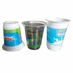 Plastic,Glass Printed Lassi Glasses, Size (or Diameter): 200ml..250ml. 300ml