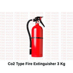 Co2 Type Fire Extinguisher 3 Kg