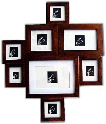 Collage Frames at Rs 395 /piece | Picture Frame, photo frame border ...