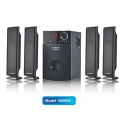 4.1 Home theater, Model: 18000w