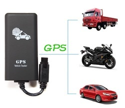 Two Wheeler GPS Vehicle Tracking System