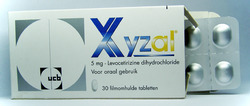 Xyzal Tablet