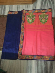 Banarasi Chiffon Resham Work