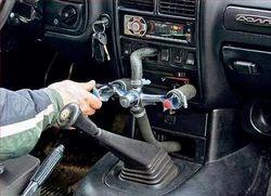 Car AC Fitting Service