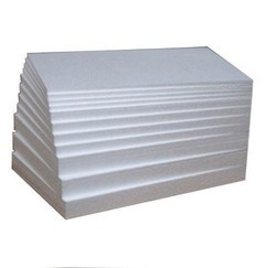 Normal EPS Rectangle Thermocol Sheet, For Insulation, Thickness: 10 - 15 mm