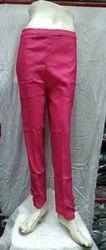 Pink Ladies Pants