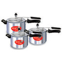 Silver Classic Pressure Cooker, For Home