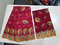 African Embroidery Fabric